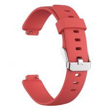 LN ranneke silikoni koko L Fitbit Inspire 2 red