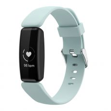 LN ranneke silikoni koko L Fitbit Inspire 2 blue