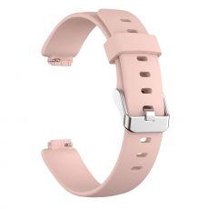 LN ranneke silikoni koko L Fitbit Inspire 2 pink