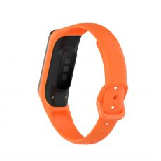 LN vaihtoranneke silikoni Galaxy Fit2 orange