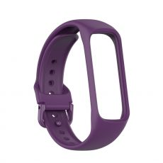 LN vaihtoranneke silikoni Galaxy Fit2 purple