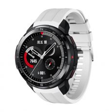 LN ranneke silikoni Honor Watch GS Pro white