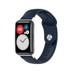 LN vaihtoranneke silikoni Huawei Watch Fit black