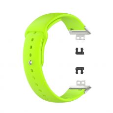 LN vaihtoranneke silikoni Huawei Watch Fit lime