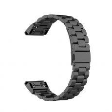 LN ranneke teräs Fenix 3 HR/5X/5X Plus black