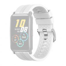 LN ranneke silikoni Honor Watch ES white