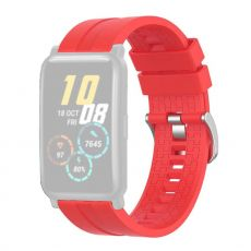 LN ranneke silikoni Honor Watch ES red