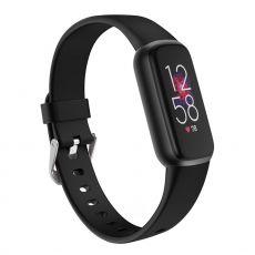 LN ranneke silikoni Fitbit Luxe koko S black