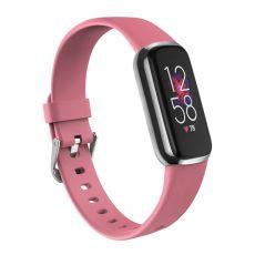 LN ranneke silikoni Fitbit Luxe koko S pink