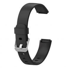 LN ranneke silikoni Fitbit Luxe koko L black