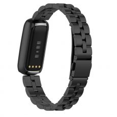 LN ranneke teräs Fitbit Luxe black