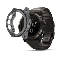 LN TPU-suoja Garmin Fenix 5/5 Plus black