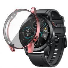 LN Honor Watch Magic 2 46mm TPU-suoja pink