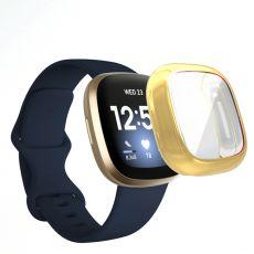 LN TPU-suoja Fitbit Sense/Versa 3 gold