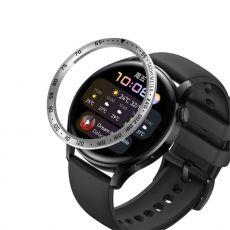 LN näytön kehys Speed Huawei Watch 3 silver