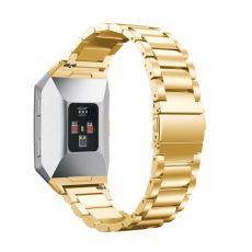 Luurinetti ranneke metalli Fitbit Ionic gold