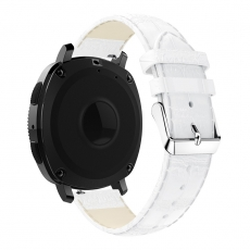 LN Sport/Watch 42 mm/ Active ranneke nahka croco white