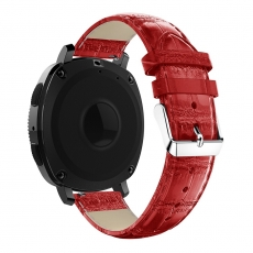 LN Gear Sport/Watch 42 mm ranneke nahka croco red