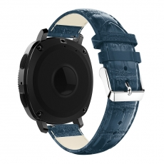 LN Sport/Watch 42 mm/ Active ranneke nahka croco blue