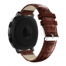 LN Sport/Watch 42 mm/ Active ranneke nahka croco brown