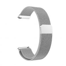 LN Milanese metalliranneke GT 2 42mm/Magic 2 42mm silver