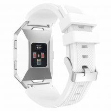 Luurinetti ranneke silikoni Fitbit Ionic white