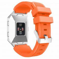 Luurinetti ranneke silikoni Fitbit Ionic orange
