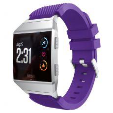 Luurinetti ranneke silikoni Fitbit Ionic purple
