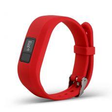 Luurinetti ranneke silikoni Vivofit 3 red