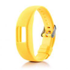 Luurinetti vaihtoranneke Garmin vivofit 4 yellow