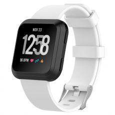 Luurinetti ranneke silikoni Fitbit Versa koko S white