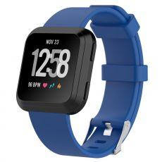 Luurinetti ranneke silikoni Fitbit Versa koko S blue