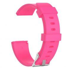 LN ranneke silikoni Fitbit Versa koko L pink