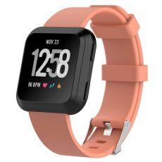 LN ranneke silikoni Fitbit Versa koko L rose