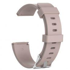 Luurinetti ranneke silikoni Fitbit Versa koko L khaki