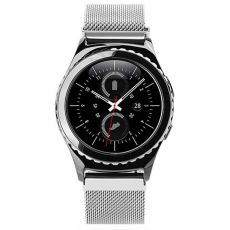 Luurinetti Huawei Watch 2 ranneke metalli Milanese silver