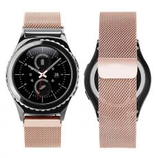 Luurinetti Huawei Watch 2 ranneke metalli Milanese rose