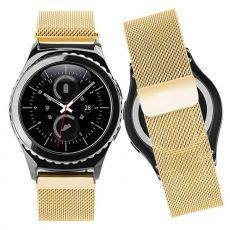 Luurinetti Huawei Watch 2 ranneke metalli Milanese gold