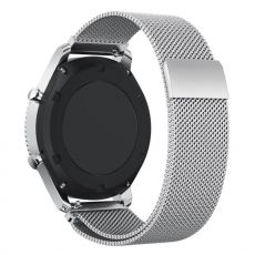 LN Gear S3/Watch 46mm ranneke Milanese silver