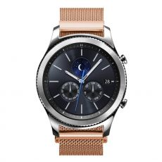 LN Gear S3/Watch 46mm ranneke Milanese rose