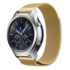 LN Gear S3/Watch 46mm ranneke Milanese gold