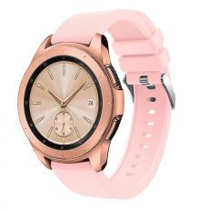LN Sport/Watch 42 mm/ Active ranneke silikoni pink