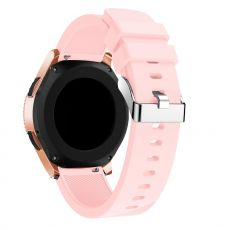 LN Sport/Watch 42 mm/Active ranneke silikoni pink