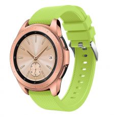 LN Sport/Watch 42 mm/ Active ranneke silikoni green