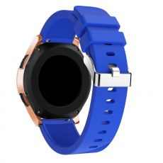 LN Sport/Watch 42 mm/ Active ranneke silikoni blue