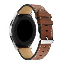 LN Gear S3/Watch 46mm ranneke nahka brown