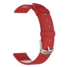 LN Gear Sport/Watch 42 mm ranneke nahka red