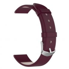 LN Gear Sport/Watch 42 mm ranneke nahka wine