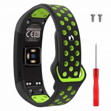 Luurinetti ranneke Vivosmart HR black/green