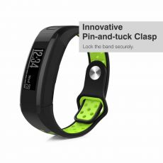 LN ranneke Vivosmart HR black/green